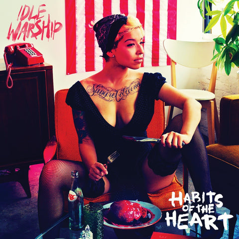 Idle Warship - Habits Of The Heart (CD)
