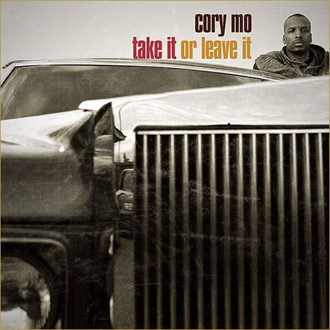 Cory Mo - Take It Or Leave It (CD)