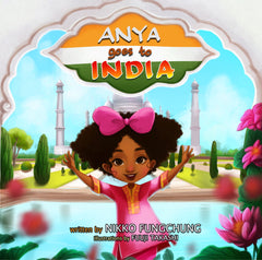 Nikko Fungchung - Anya Goes To India