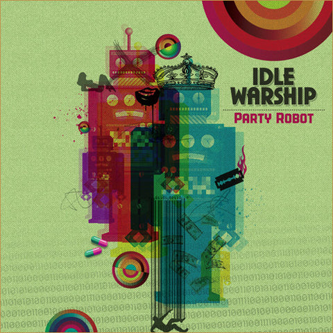 Idle Warship - Party Robot