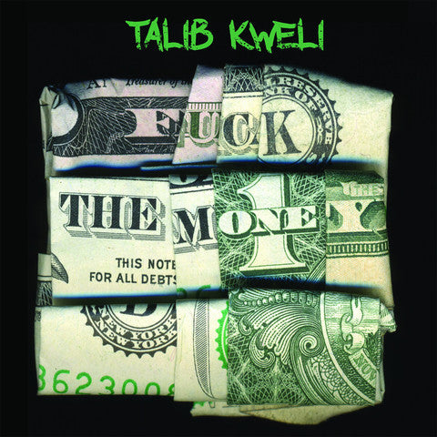 Talib Kweli - Fuck The Money (CD)