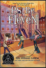 Rita Williams-Garcia - P.S. Be Eleven (Paperback)