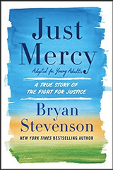 Bryan Stevenson - Just Mercy (Adapted for Young Adults): A True Story of the Fight for Justice Hardcover