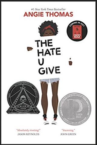Angie Thomas - The Hate U Give (Hardcover)