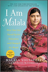 Malala Yousafzai & Patricia McCormick  - I Am Malala: How One Girl Stood Up for Education and Changed the World (Young Readers Edition) (Paperback)