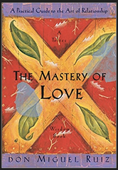 Don Miguel Ruiz - The Mastery of Love: A Practical Guide to the Art of Relationship: A Toltec Wisdom Book (Paperback)