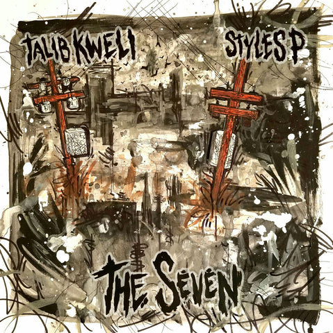 Talib Kweli & Styles P - The Seven (Digital)