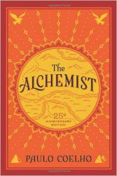 Paulo Coelho - The Alchemist (LARGE PRINT EDITION)