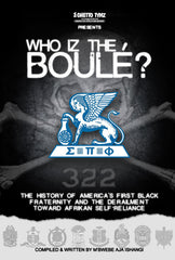 M'Bwebe Ishangi - Who IZ the Boulé? The History of America's First Black Fraternity and the Derailment Toward Afrikan Self-Reliance (Paperback)