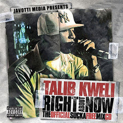 Talib Kweli - Right About Now (DIGITAL)