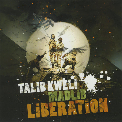 Talib Kweli and Madlib - Liberation (DIGITAL)