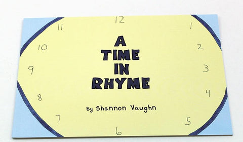 Shannon Vaughn - A Time In Rhyme