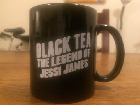 jessica Care moore Black Tea Mug