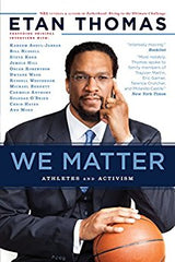 Etan Thomas - We Matter: Athletes and Activism (Edge of Sports) Paperback