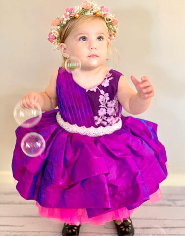 Kayley Couture - Princess in Purple