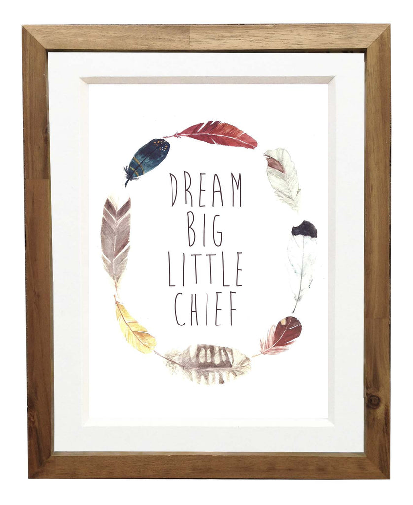 dream big little chief