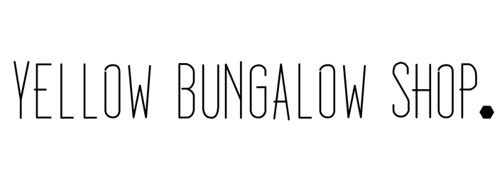 yellow bungalow shop