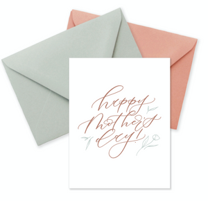 Bound Jewels x Write Pretty For Me Mother's Day Card
