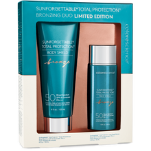 Load image into Gallery viewer, COLORESCIENCE SUNFORGETTABLE® TOTAL PROTECTION™ BODY + FACE SHIELD BRONZE SPF 50