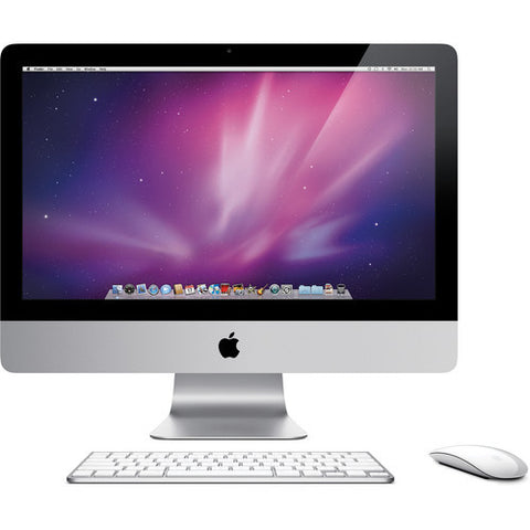 Apple iMac A1311 MC509LL/A 21.5-Inch 3.2Ghz Intel Core i3 (Mid-2010) 8GB 1TB MAC OS X Lion - worldtradesolution.com  - 1