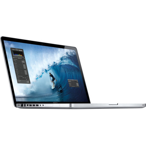 "Apple MacBook Pro MD311LL/A 17"" Intel Core i7 2.4GHz 16GB 250GB SSD Mac OS X v10.10 Yosemite Grade A - worldtradesolution.com  - 1"