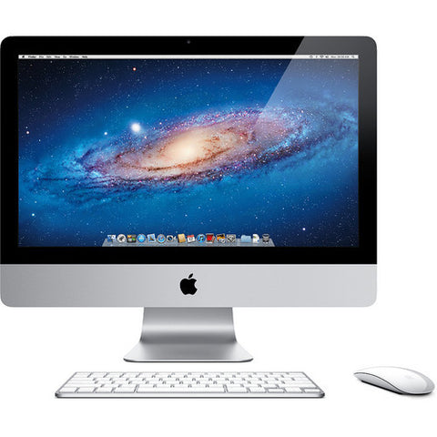 "Apple iMac MC309LL/A 21.5"" Intel Core i5"" 2.5Ghz (Mid-2011) 4GB 500GB Webcam MAC OS 10.8 - worldtradesolution.com  - 1"