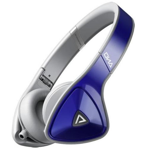 Monster - DNA On-Ear Headphones - Cobalt Blue/Light Gray - 128492-00 - worldtradesolution.com  - 1
