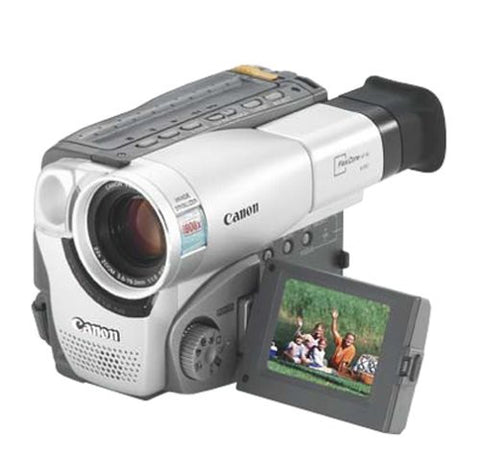 "Canon ES8600 Hi8 Camcorder w/ 2.5"" Color LCD Screen, 800X Zoom - worldtradesolution.com  - 1"