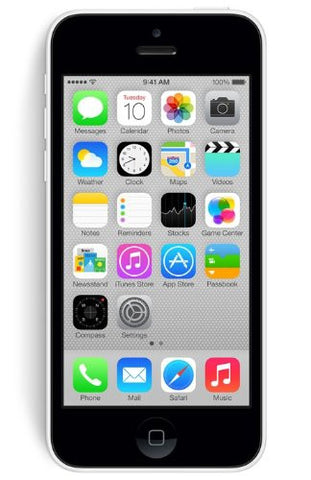Apple iPhone 5c A1532 ME553LL/A 16GB White Verizon + GSM Factory Unlocked Grade A - worldtradesolution.com  - 1