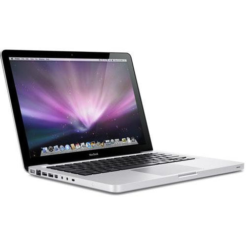 "Apple MacBook MB466LL/A 13.3"" Intel Core 2 Duo 2GHz 2GB 500GB Mac OS X 10.7 Lion - worldtradesolution.com  - 1"
