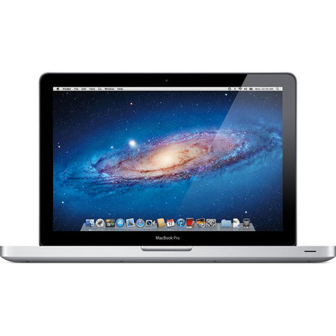"Apple MacBook Pro MD313LL/A 13.3"" Intel Core i5 2.40GHz 4GB 500GB WCam RW Mac OS X 10.8 Mountain Lion - worldtradesolution.com  - 1"