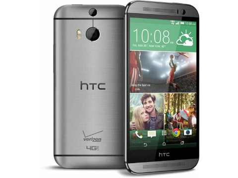 HTC One M8 32GB Gunmetal Grey Verizon 4G LTE Factory Unlocked - Android Version - Like New - worldtradesolution.com  - 1