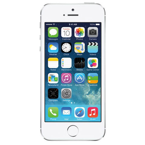 "Apple iPhone 5 MD655LL/A White 3G LTE Smartphone 4"" 16GB  Verizon + GSM Unlocked - Grade A - worldtradesolution.com  - 1"