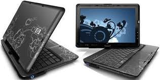 HP TouchSmart TX2-1270us 12.1'' Convertible Tablet AMD Turion X2 2.2GHz 4GB 500GB Windows Vista Home Premium - worldtradesolution.com  - 1