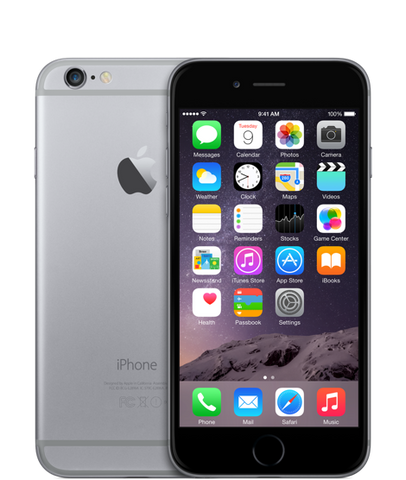 Apple iPhone 6 16GB A1549 MG4N2LL/A Space Gray LTE AT&T Factory Unlocked Grade A- - worldtradesolution.com  - 1