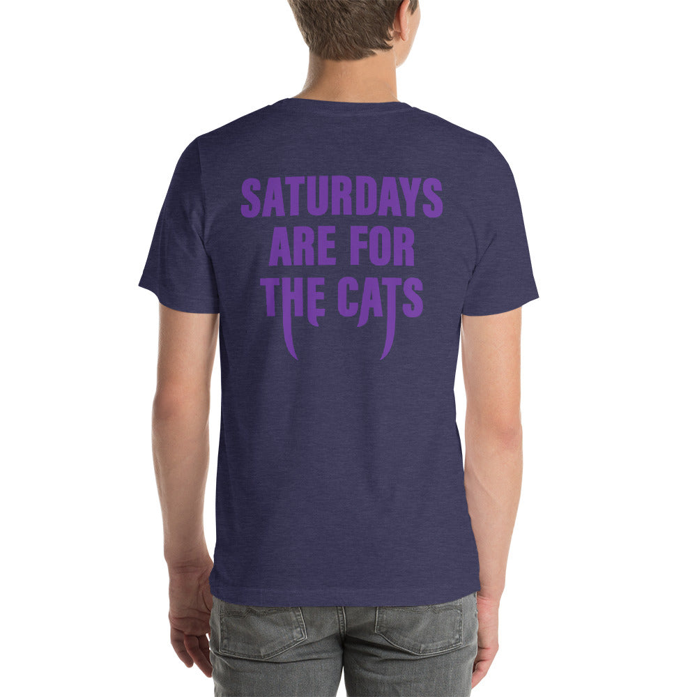 Sats for Cats Whee-Shirt