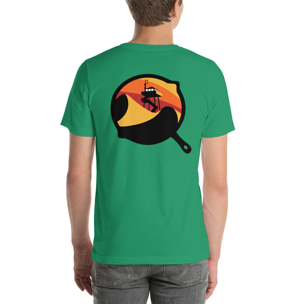 Fryingpan Mountain Tower Whee-Shirt