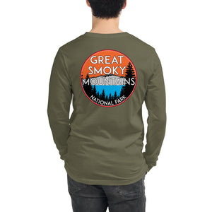 Great Smoky Mountains Long Sleeve