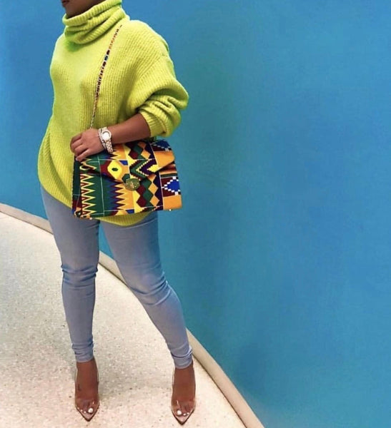Pre-Order Olayemii Nubian Queen Bag