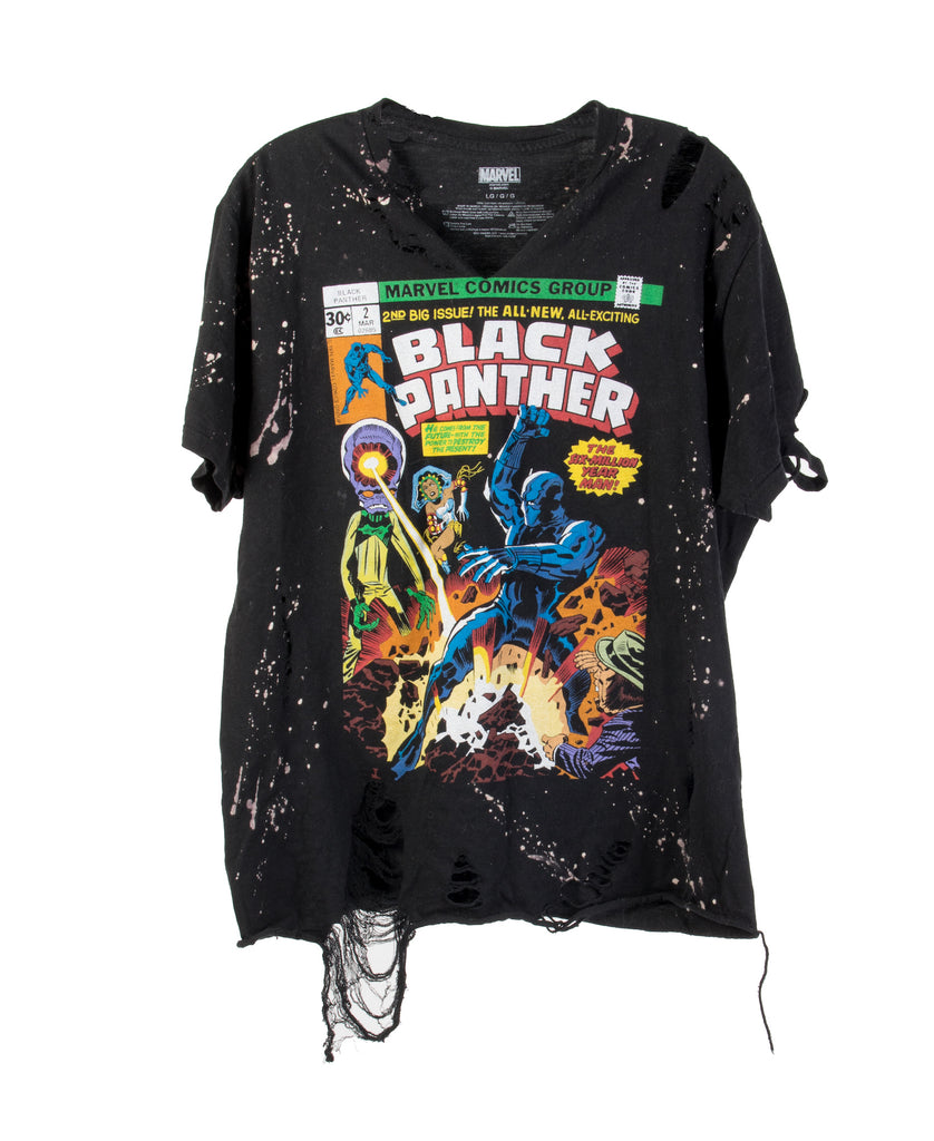 LTD Creations Black Panther T-Shirt