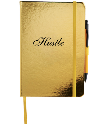 Hustle Journal: Gold