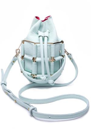BruceGlen Grenade Bag in Spearmint