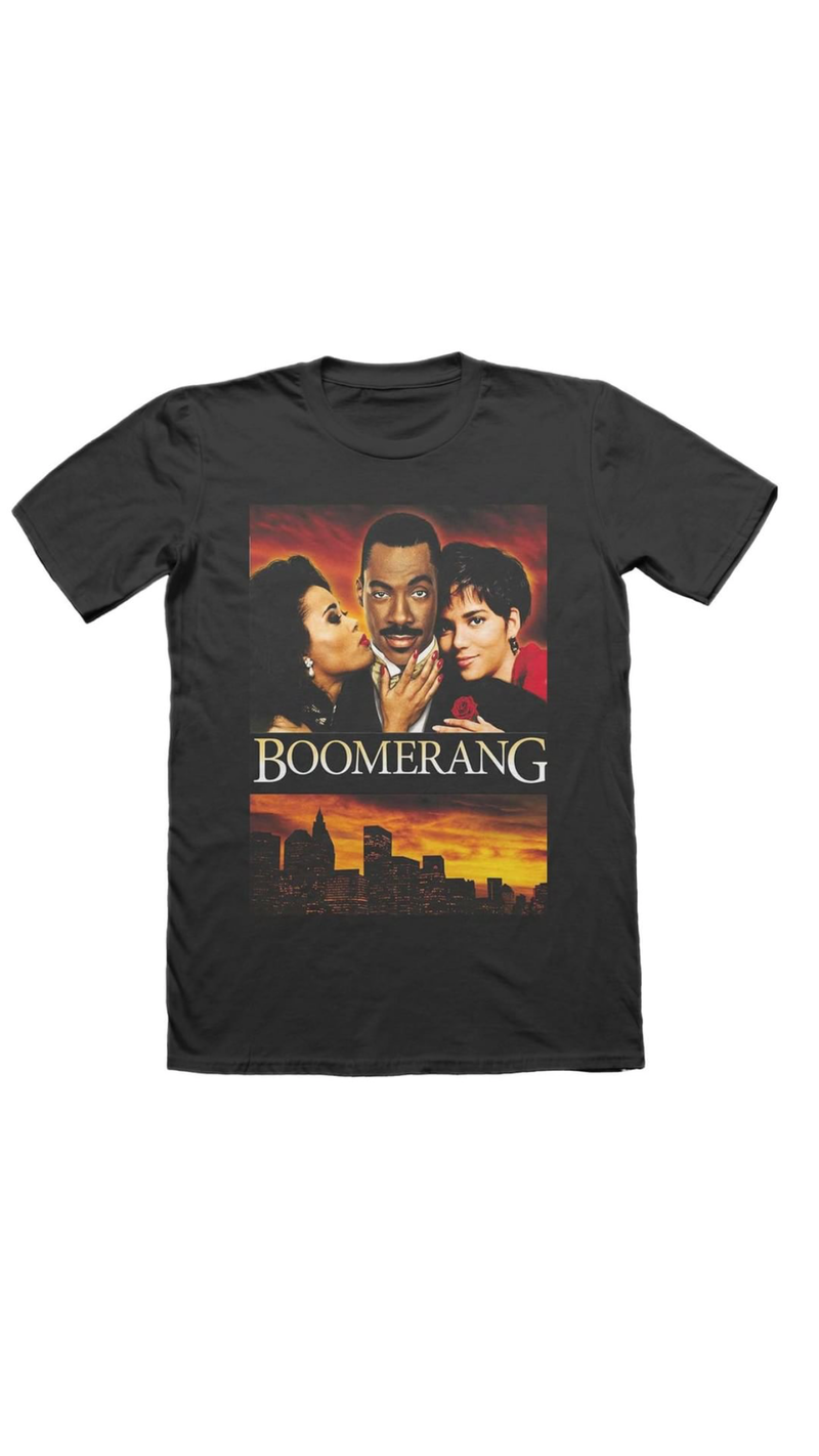 Boomerang Vintage Tee As Worn by Emily B