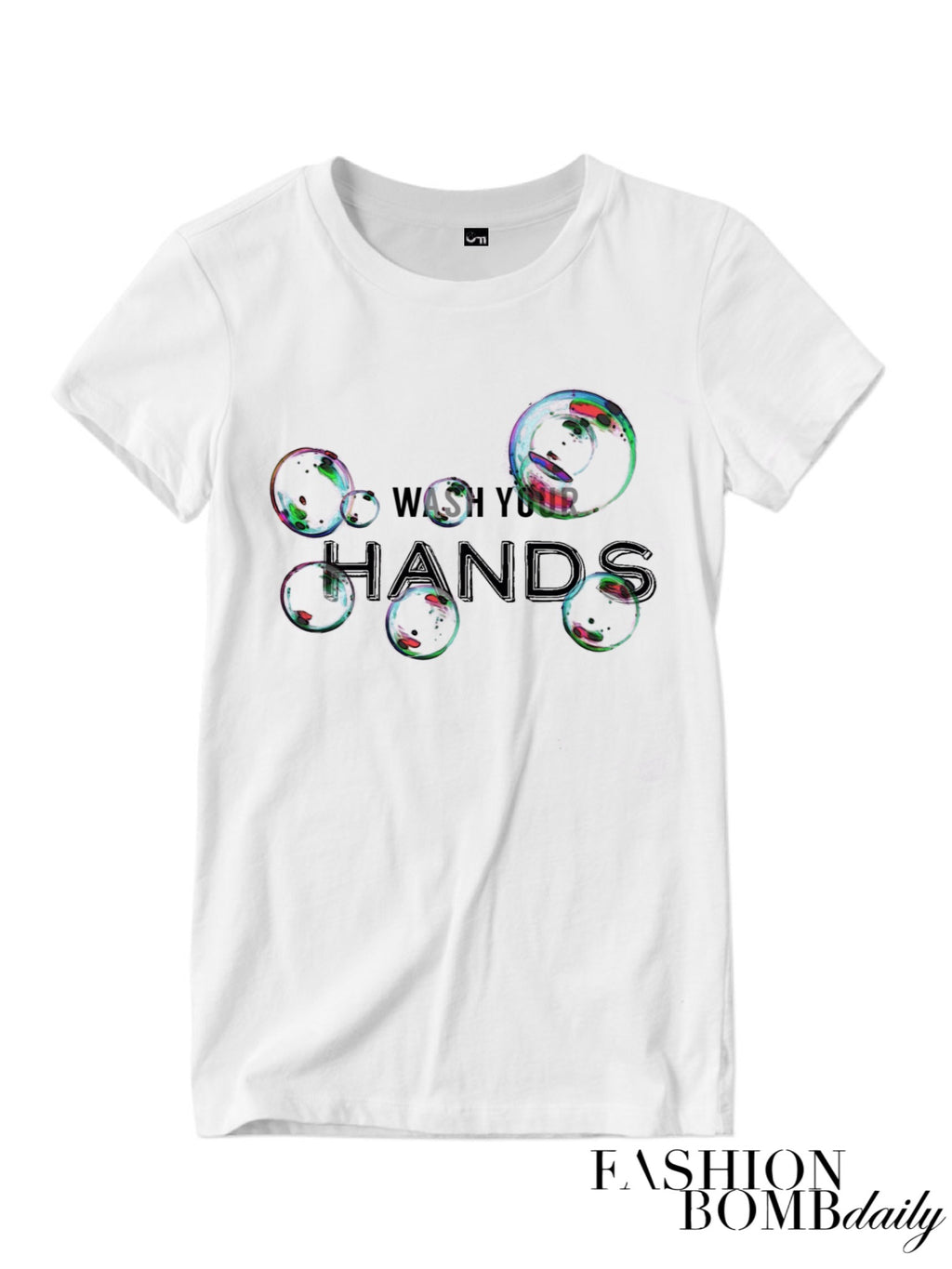 Keylows Wash Your Hands T-Shirt
