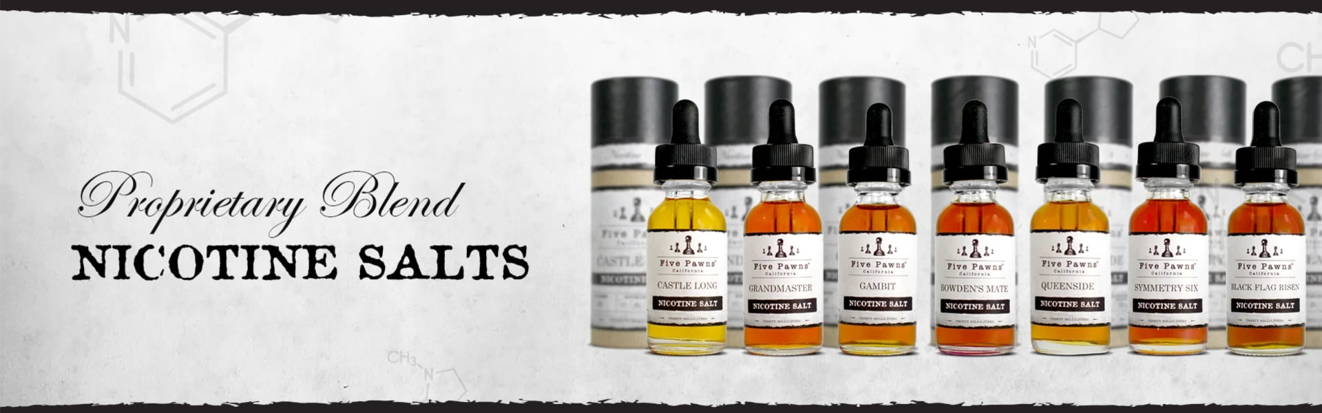 Five Pawns Salt Nicotine