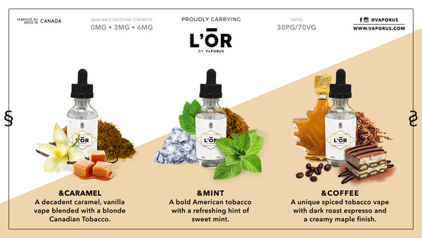 L'OR eJuice