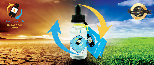Flavor Switch Coil and Tank Flavor Neutralizer