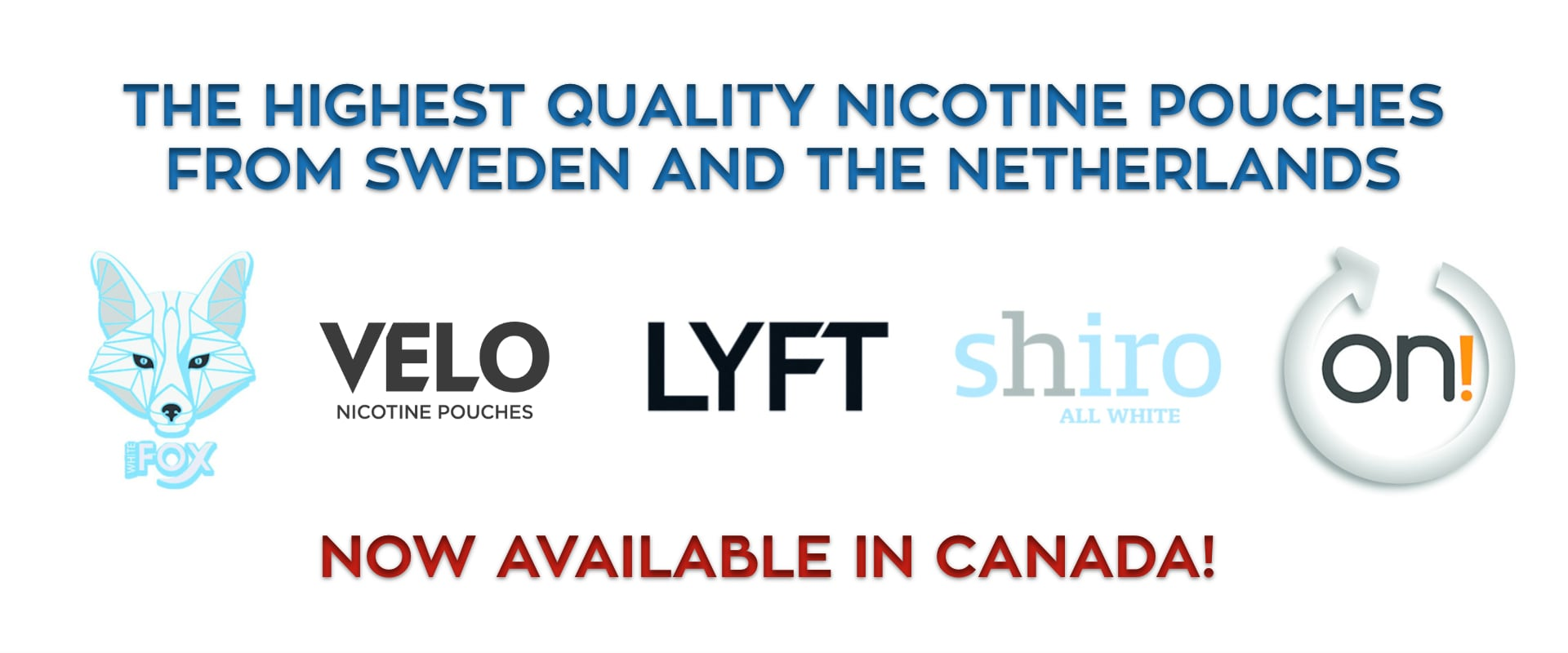 Nicotine Pouches and Lozenges Canada