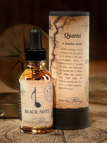 Quartet eJuice by Black Note