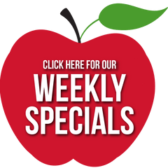 Weekly Specials on eJuice and Vape Hardware